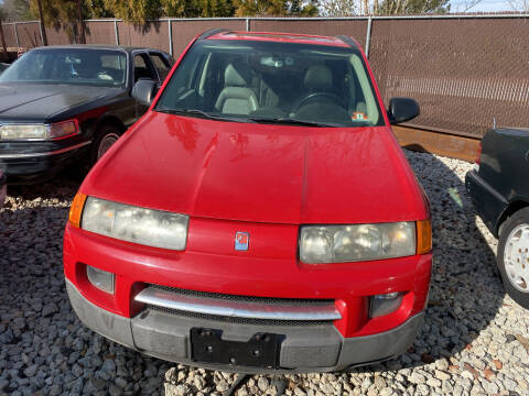 2004 Saturn Vue for sale at Encore Auto Parts & Recycling in Jefferson GA