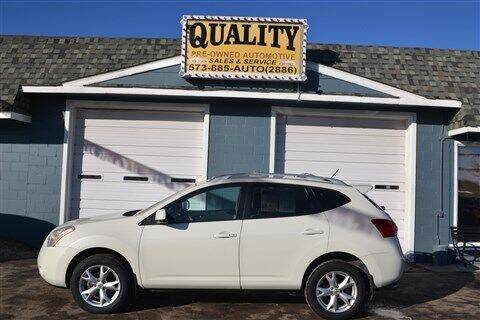 2009 Nissan Rogue for sale at Quality Pre-Owned Automotive in Cuba MO