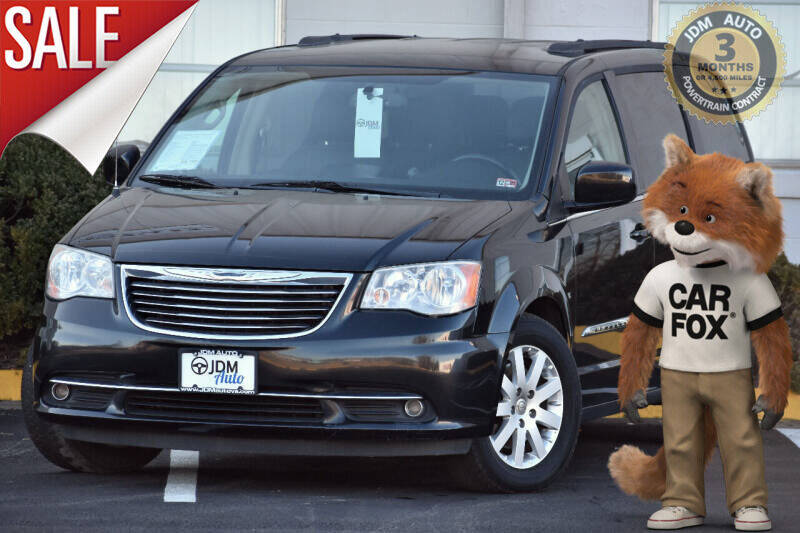 2013 Chrysler Town and Country for sale at JDM Auto in Fredericksburg VA