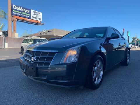 2008 Cadillac CTS for sale at Boise Motorz in Boise ID