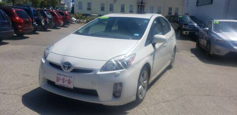 2010 Toyota Prius for sale at Union Street Auto in Manchester NH