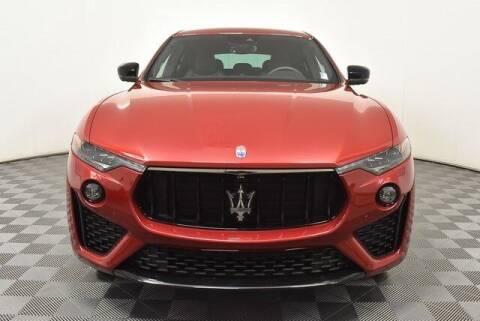 2020 Maserati Levante for sale at Southern Auto Solutions-Jim Ellis Mazda Atlanta in Marietta GA