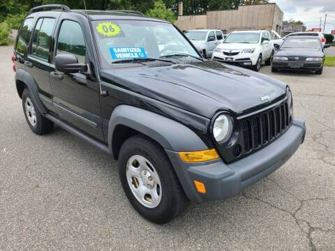 2006 Jeep Liberty for sale at New Jersey Automobiles and Trucks in Lake Hopatcong NJ