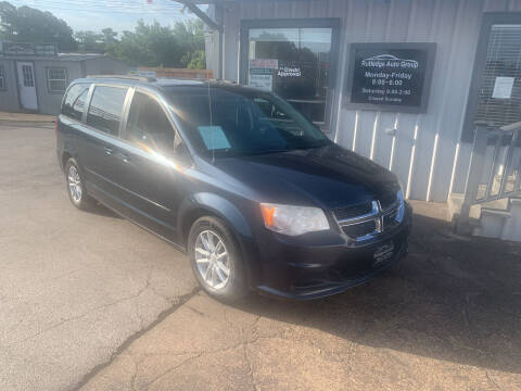 2013 Dodge Grand Caravan for sale at Rutledge Auto Group in Palestine TX