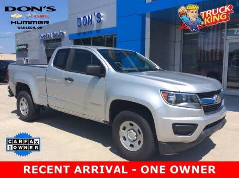 2018 Chevrolet Colorado for sale at DON'S CHEVY, BUICK-GMC & CADILLAC in Wauseon OH