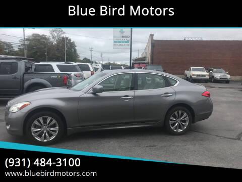 2012 Infiniti M37 for sale at Blue Bird Motors in Crossville TN