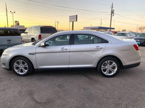 2013 Ford Taurus for sale at Iowa Auto Sales, Inc in Sioux City IA