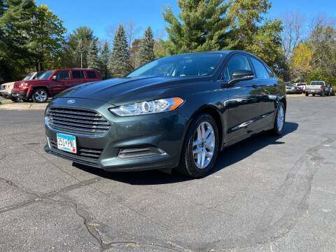 2015 Ford Fusion for sale at Northstar Auto Sales LLC in Ham Lake MN