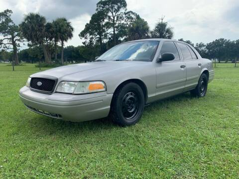 2007 Ford Crown Victoria for sale at Mid City Motors Auto Sales - Mid City North in N Fort Myers FL