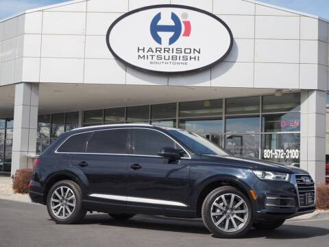 2017 Audi Q7 for sale at Harrison Imports in Sandy UT