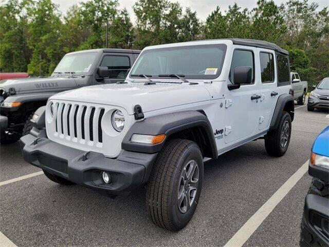 2021 Jeep Wrangler Unlimited for sale in Mobile, AL
