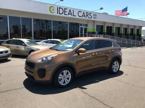 2017 Kia Sportage for sale at Ideal Cars Apache Junction in Apache Junction AZ
