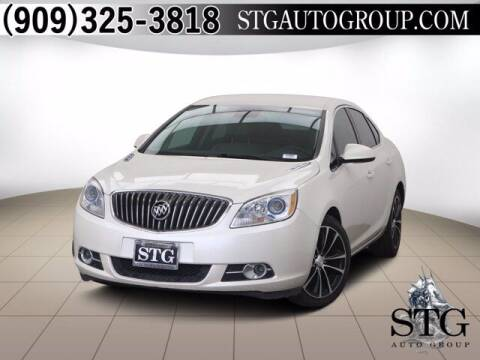 2016 Buick Verano for sale at STG Auto Group in Montclair CA