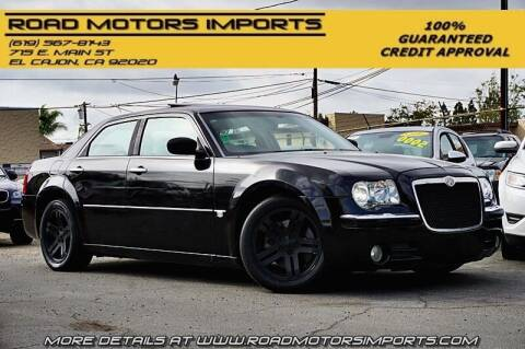 2005 Chrysler 300 for sale at Road Motors Imports in El Cajon CA