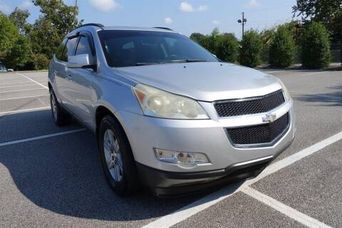 2010 Chevrolet Traverse for sale at Womack Auto Sales in Statesboro GA