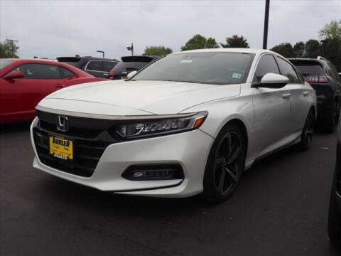 2018 Honda Accord for sale at Buhler and Bitter Chrysler Jeep in Hazlet NJ