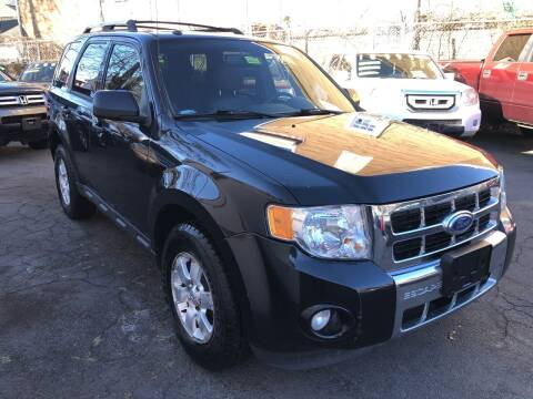 2011 Ford Escape for sale at James Motor Cars in Hartford CT