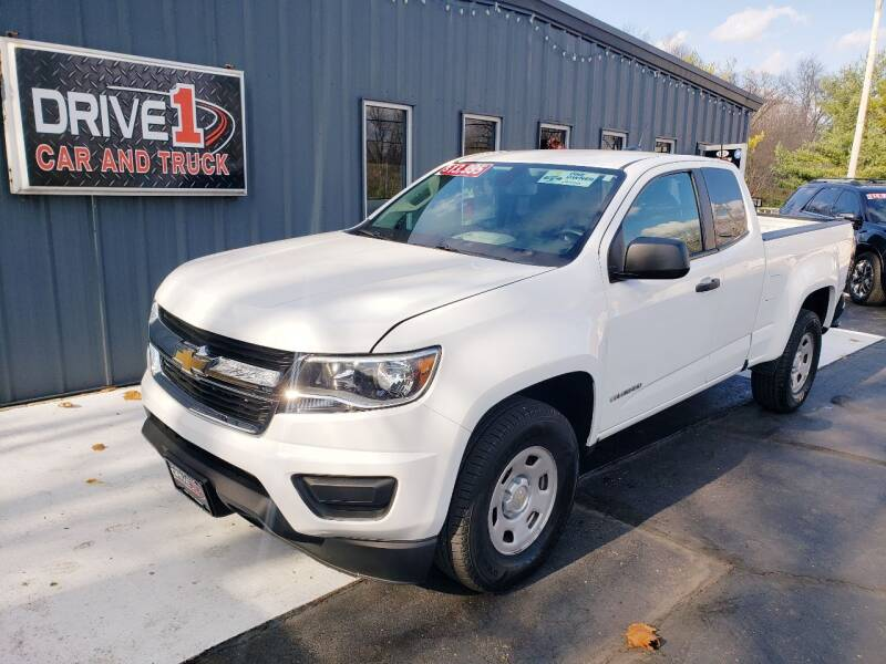 2016 Chevrolet Colorado for sale at Drive 1 Car & Truck in Springfield OH