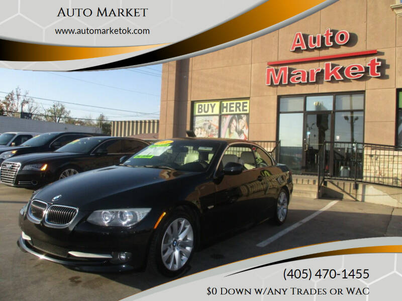 2011 BMW 3 Series for sale at Auto Market in Oklahoma City OK