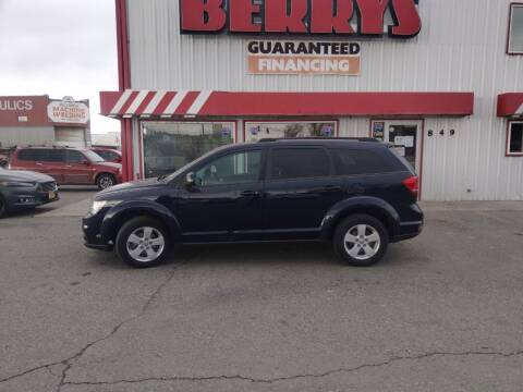 2011 Dodge Journey for sale at Berry's Cherries Auto in Billings MT