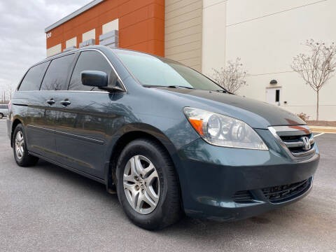 2006 Honda Odyssey for sale at ELAN AUTOMOTIVE GROUP in Buford GA