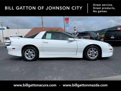 2002 Chevrolet Camaro for sale at Bill Gatton Used Cars - BILL GATTON ACURA MAZDA in Johnson City TN