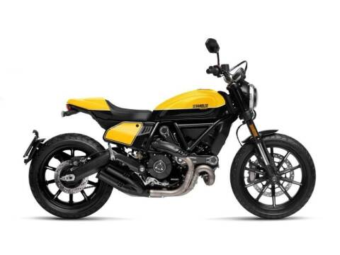 2020 Ducati Scrambler Full Throttle  for sale at Peninsula Motor Vehicle Group in Oakville Ontario NY
