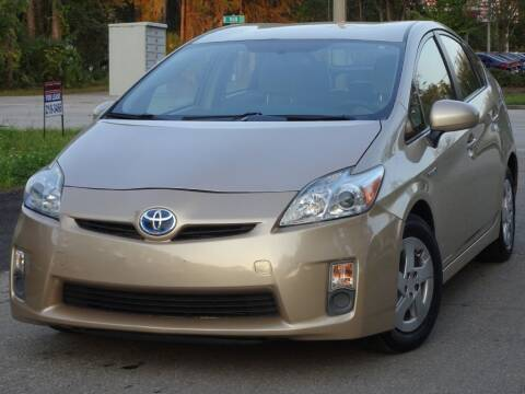 2010 Toyota Prius for sale at Deal Maker of Gainesville in Gainesville FL