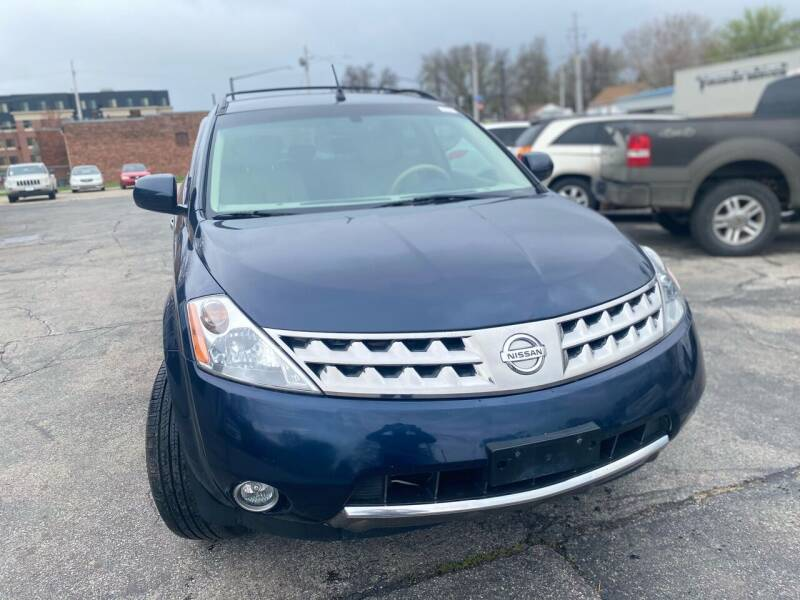 2006 Nissan Murano for sale at Rocket Cars Auto Sales LLC in Des Moines IA