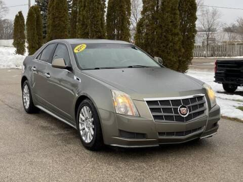 2011 Cadillac CTS for sale at Betten Baker Preowned Center in Twin Lake MI