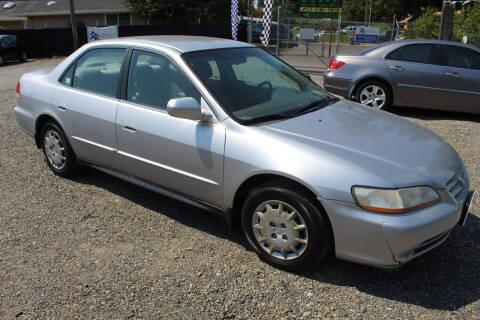 2002 Honda Accord for sale at Summit Auto Sales in Puyallup WA