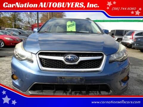 2013 Subaru XV Crosstrek for sale at CarNation AUTOBUYERS, Inc. in Rockville Centre NY
