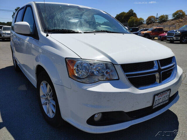 2019 Dodge Grand Caravan for sale at Guy Strohmeiers Auto Center in Lakeport CA