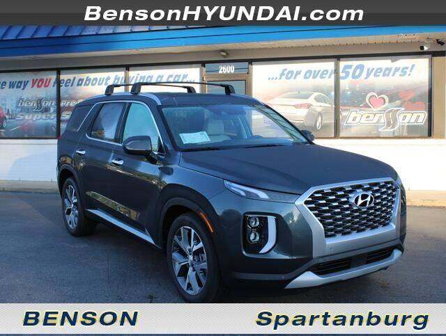2022 Hyundai Palisade for sale in Spartanburg, SC