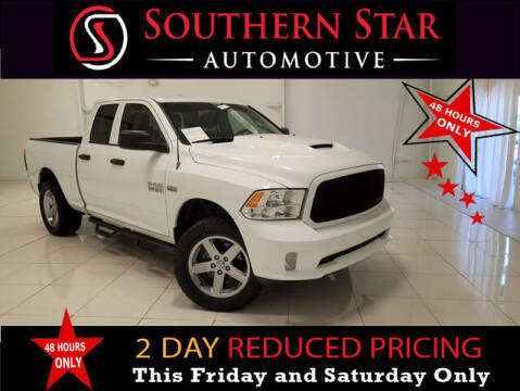 2013 RAM Ram Pickup 1500 for sale at Southern Star Automotive, Inc. in Duluth GA