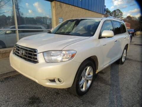 2010 Toyota Highlander for sale at 1st Choice Autos in Smyrna GA