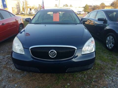2006 Buick Lucerne for sale at Dick Smith Auto Sales in Augusta GA