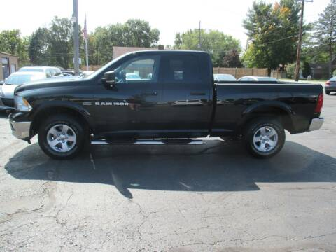 2012 RAM Ram Pickup 1500 for sale at Home Street Auto Sales in Mishawaka IN