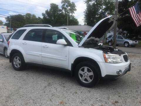 2007 Pontiac Torrent for sale at Antique Motors in Plymouth IN