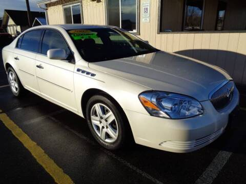 2007 Buick Lucerne for sale at BBL Auto Sales in Yakima WA