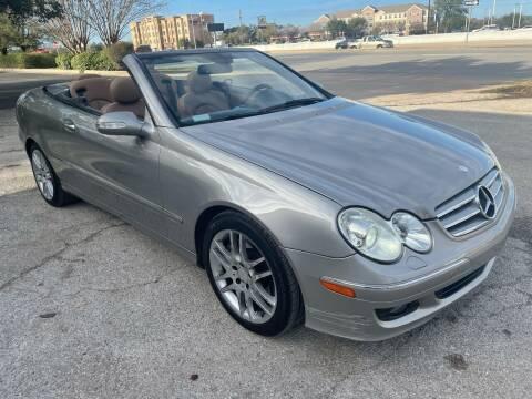2008 Mercedes-Benz CLK for sale at Austin Direct Auto Sales in Austin TX