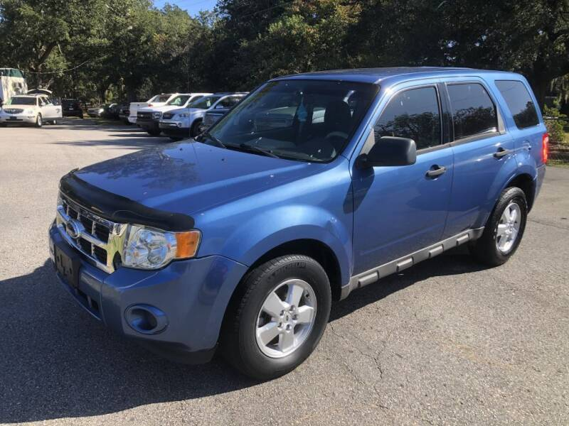 2009 Ford Escape for sale at Auto Cars in Murrells Inlet SC