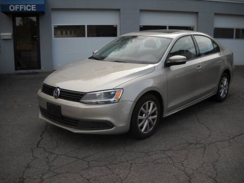 2012 Volkswagen Jetta for sale at Best Wheels Imports in Johnston RI