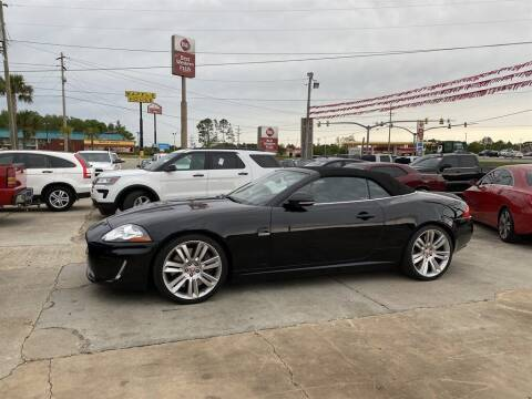 2011 Jaguar XK for sale at Direct Auto in D'Iberville MS