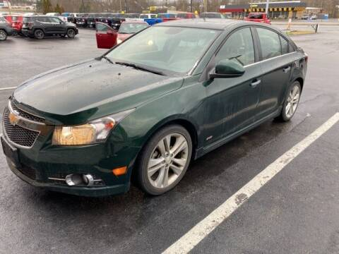 2014 Chevrolet Cruze for sale at Tim Short Auto Mall in Corbin KY