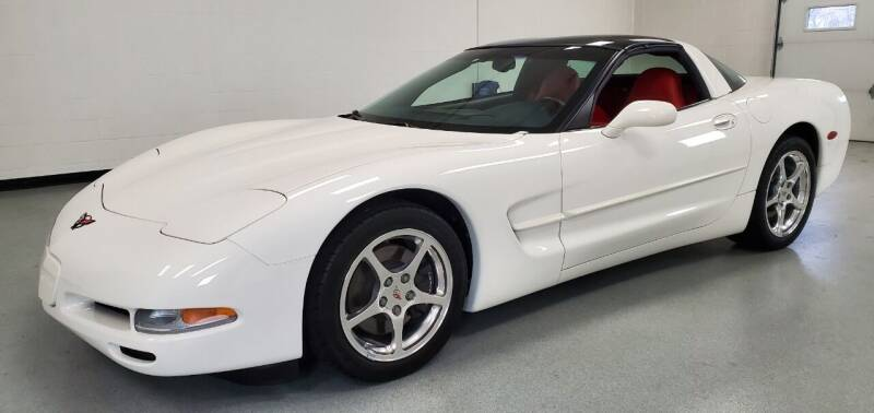 2001 Chevrolet Corvette for sale at 920 Automotive in Watertown WI