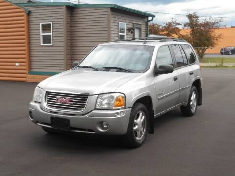2006 GMC Envoy for sale at MT MORRIS AUTO SALES INC in Mount Morris MI