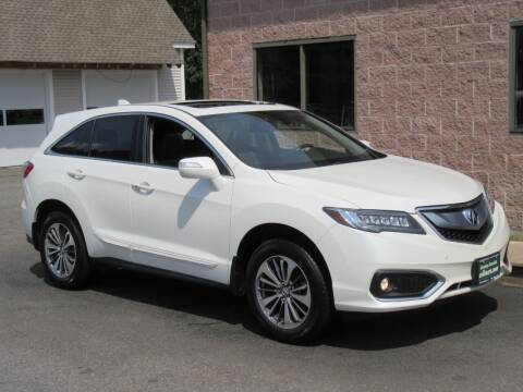 2017 Acura RDX for sale at Advantage Automobile Investments, Inc in Littleton MA