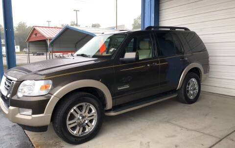 2008 Ford Explorer for sale at Mac's Auto Sales in Camden SC