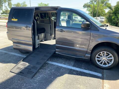 2016 Dodge Grand Caravan for sale at Diversified Auto Sales of Orlando, Inc. in Orlando FL
